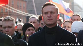 Основатель Фонда борьбы с коррупцией (ФБК) Алексей Навальный