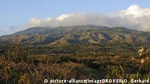 Vulkan im Rincon de la Vieja Nationalpark