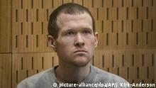 Neuseeland Christchurch-Prozess - Gericht setzt Anhörung von Opfern fort