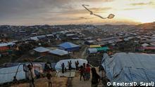 Bangladesch Geflüchtete Rohingya Cox's Bazar