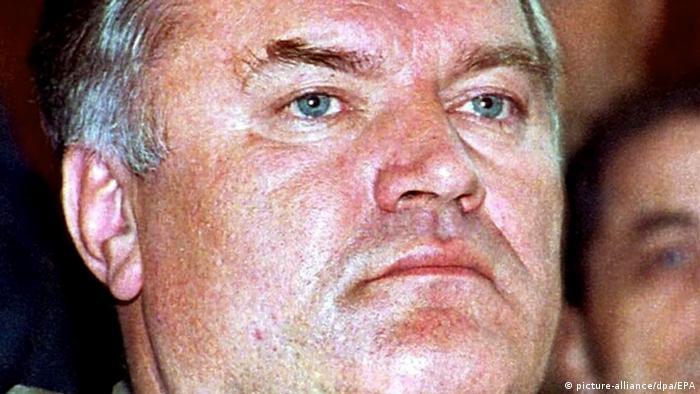Serbien | ehemaliger General Ratko Mladic (picture-alliance/dpa/EPA)