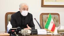 Iran Rafael Grossi Treffen mit Salehi