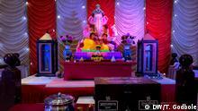 Indien Ganesh Chaturthi in Mumbai Festival