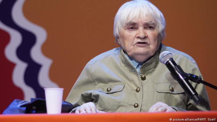 Historyk literatury i krytyk literatury Maria Janion zmarła 23 sierpnia. Miała 93 lata
