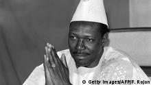 Ex-Präsiedent Mali Moussa Traore