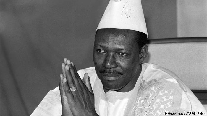 L'ancien président malien Moussa Traoré.