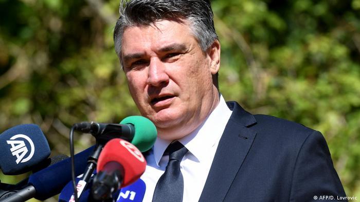 Predsednik Hrvatske Zoran Milanović: Ostajte ovdje!