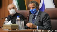 Iran | Rafael Mariano Grossi - Ali Akbar Salehi - Treffen