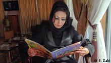 Saba Sahar | afghanische Schauspielerin