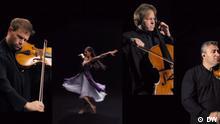 Film Stills aus der DW-Produktion The Impossible Orchestra
