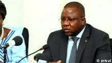 Tschad Jean-Bernard Padaré Patriotische Heilsbewegung