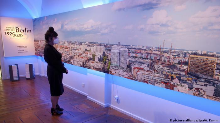 Выставка о том, как Берлин стал большим городом