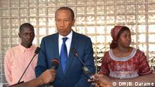 Afrika Jorge Mandinga Politik Guinea -Bissau