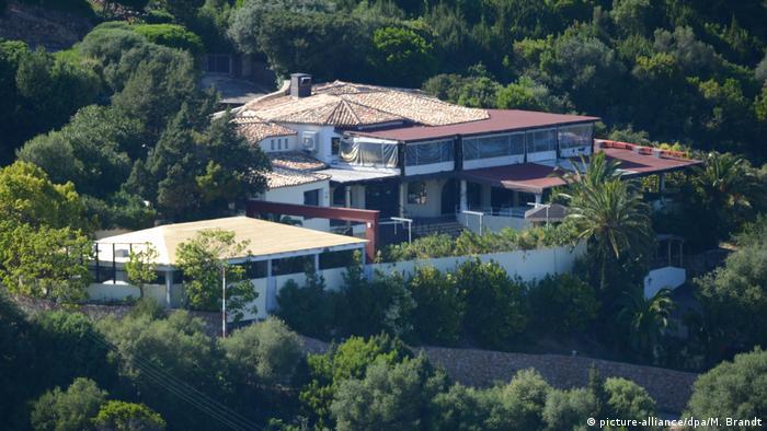 Briatore-Nachtlokal Billionaire Club auf Sardinien (picture alliance/dpa)