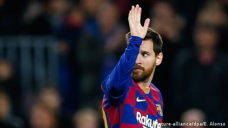 Sport | FC Barcelona: Lionel Messi (picture-alliance/dpa/E. Alonso)