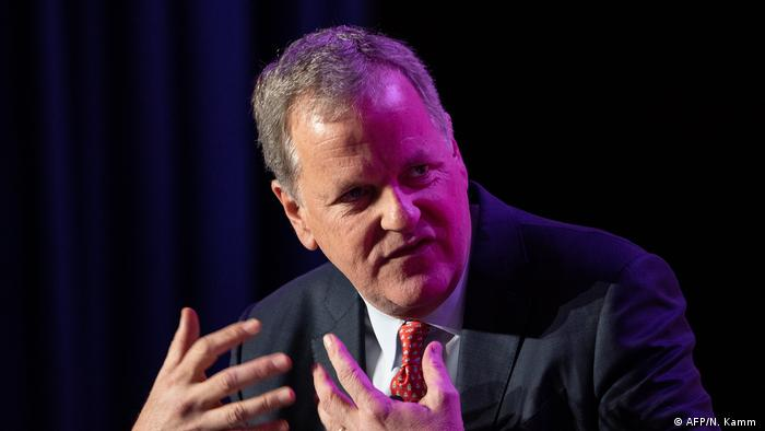 USA American Airlines CEO Doug Parker (AFP/N. Kamm )