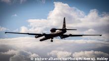 USAF Lockheed U-2