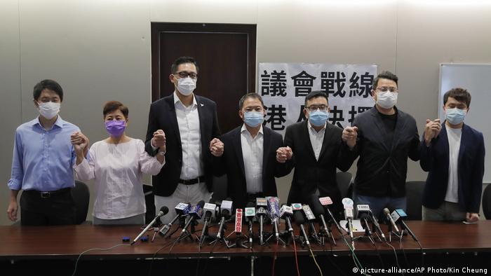 Demokratische Partei Hongkongs
