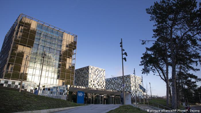 Sediul Curţii Penale Internaţionale de la Haga