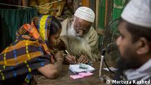 Bangladesch homöopathischer Arzt Nurul Islam