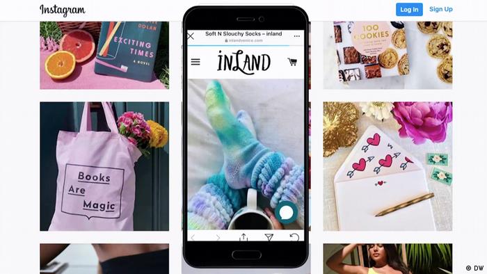 Facebook-Shops - Neue Shopping-Software für Facebook, Instagram und WhatsApp