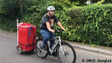 Deutschland Bonn | Kommunalwahlen SPD Kandidat Max Biniek