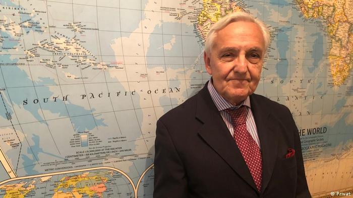 Buenos Aires-based political analyst Rosendo Fraga