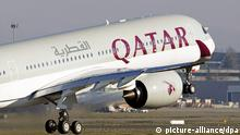 Frankreich | Airbus von Qatar Airways