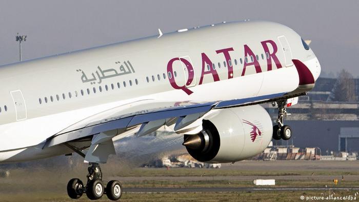 استئناف حركة الطيران بين قطر ومصر