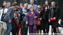 Belarus, Minsk I Nobelpreisträgerin I Svetlana Alexievich I Swetlana Alexijewitsch