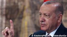 Türkei Istanbul |Recep Tayyip Erdogan, Präsident