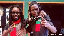 Malawi | Musiker Enerst Ikwanga und Elson Kambalu