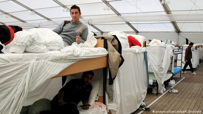 Deutschland Rheinland-Pfalz 2015 |Mohammed Tahseen Beik, Flüchtling aus Syrien