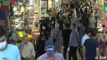 DW Sendung Global 3000   Iran Sanktionen