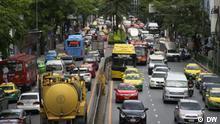 DW Sendung Global 3000 | Bangkok Verkehr