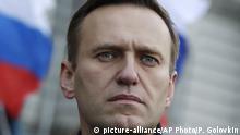 Russland Moskau | Alexej Nawalny, Oppositionspolitiker