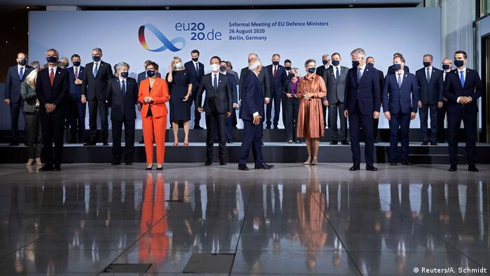 تترأس ألمانيا الاتحاد الأوروبي حتى نهاية العام الجاري