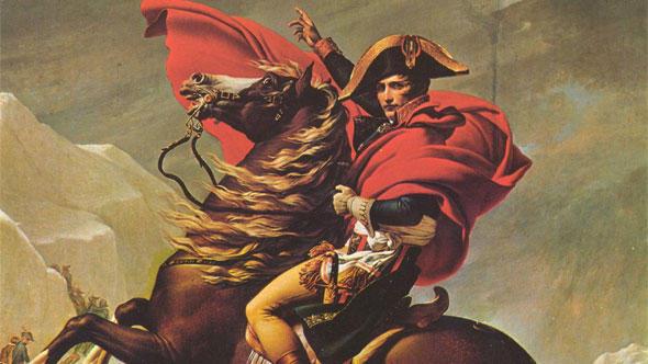 Наполеон, каким он любил себя видеть