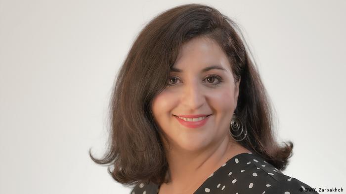 Yalda Zarbakhch, Redaktionsleiterin DW Farsi