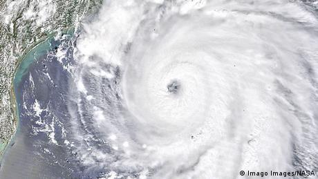 USA Hurrikan Laura (Imago Images/NASA)
