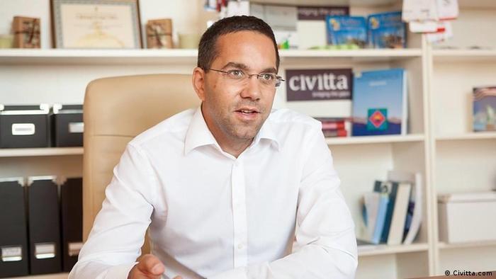 Porträt Daniel Krutzinna (Civitta.com)