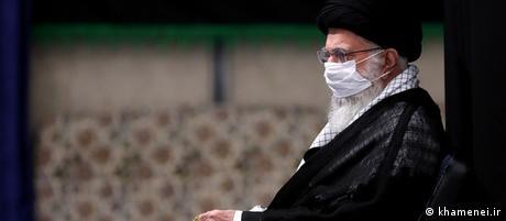 Iran Ali Khamenei bei Muharram-Trauerfeier (khamenei.ir)