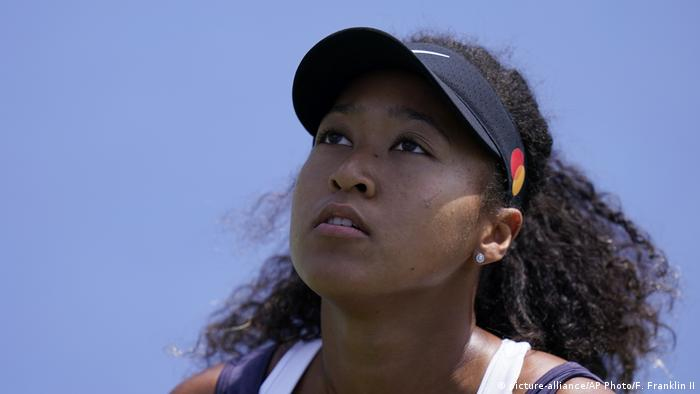 Japan Western Southern Open Tennis Naomi Osaka