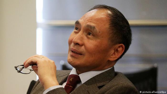 China Guangzhou | Zheng Yongnian Forscher an der National University of Singapore (picture-alliance/dpa)