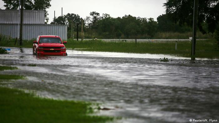 USA Louisiana   Hurricane Laura erreicht Golfküste (Reuters/K. Flynn)