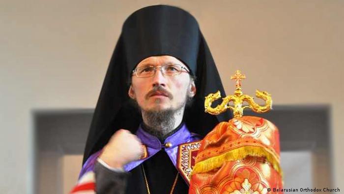 Новый глава БПЦ епископ Вениамин