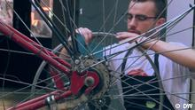 eco India Sendung #97 Thema Neuanfänge, Fahrrad Reparatur