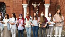 Weißrussland Minsk | St. Elena Kirche