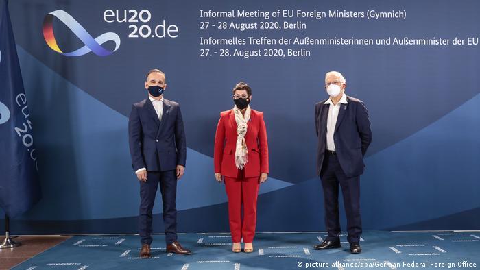 Gymnich Berlin Treffen Außenminister