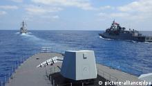 Türkei Gemeinsame Militärübung der Türkei und der USA im östlichen Mittelmeer